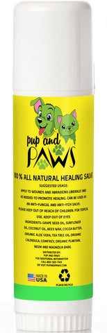 Salve For Paw, Elbow and Snout