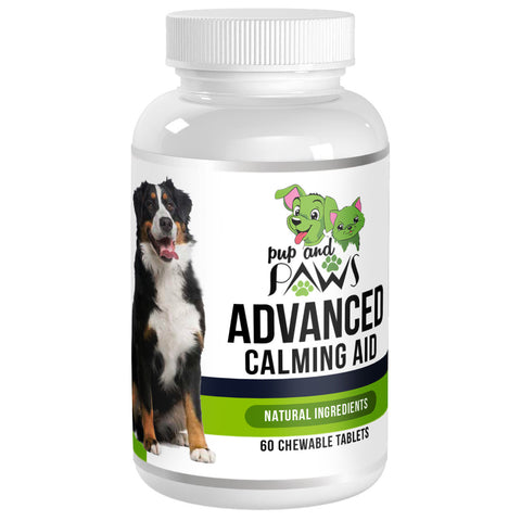 Advanced Dog Calming Aid and Anxiety Relief