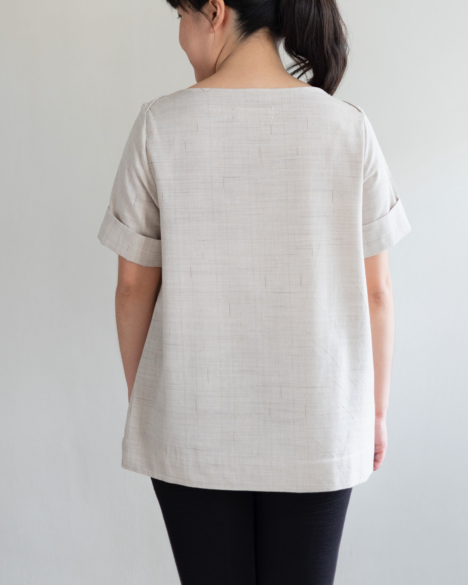 PAGISENJA - Relaxed Tee