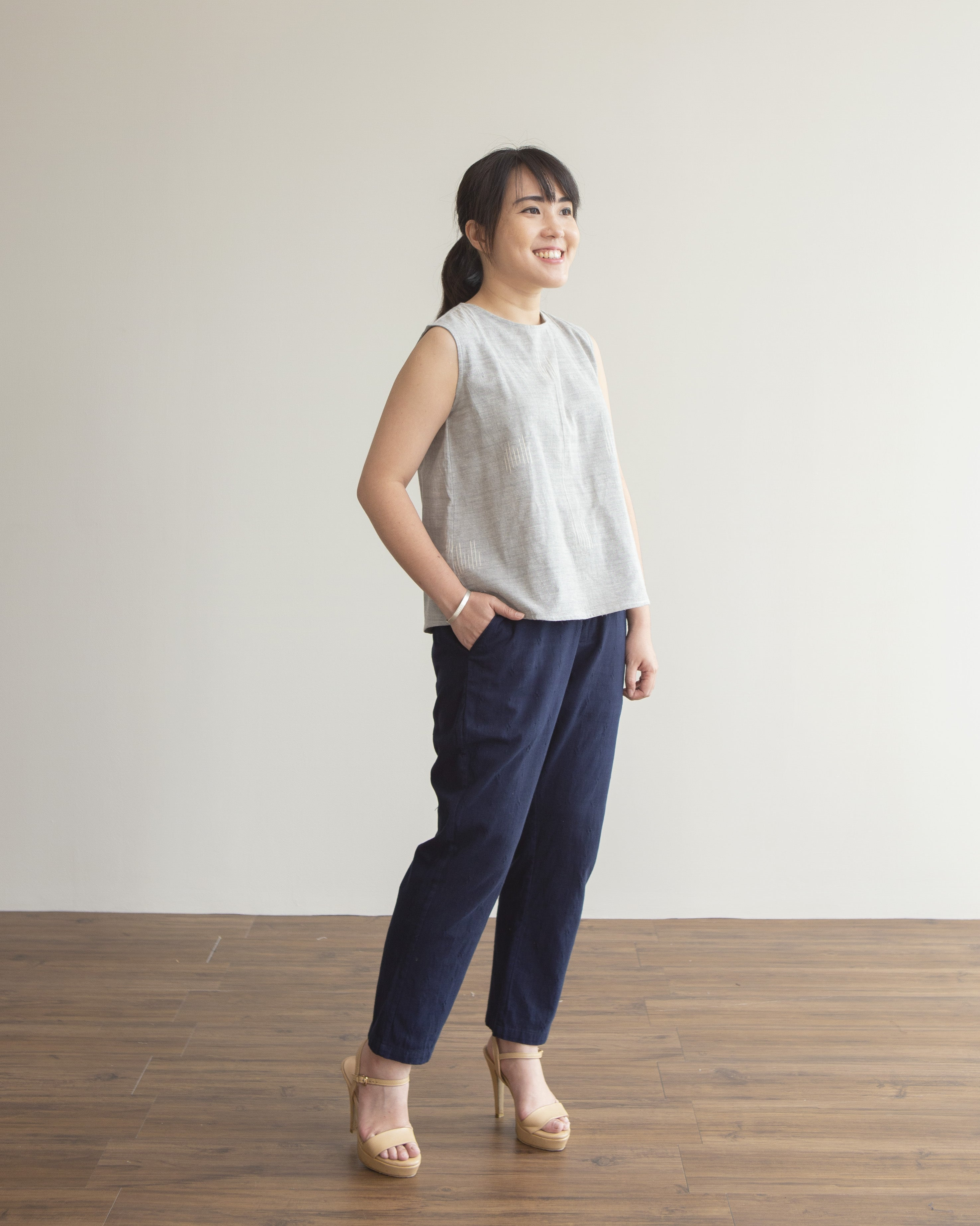 SELAH - Back Button Top