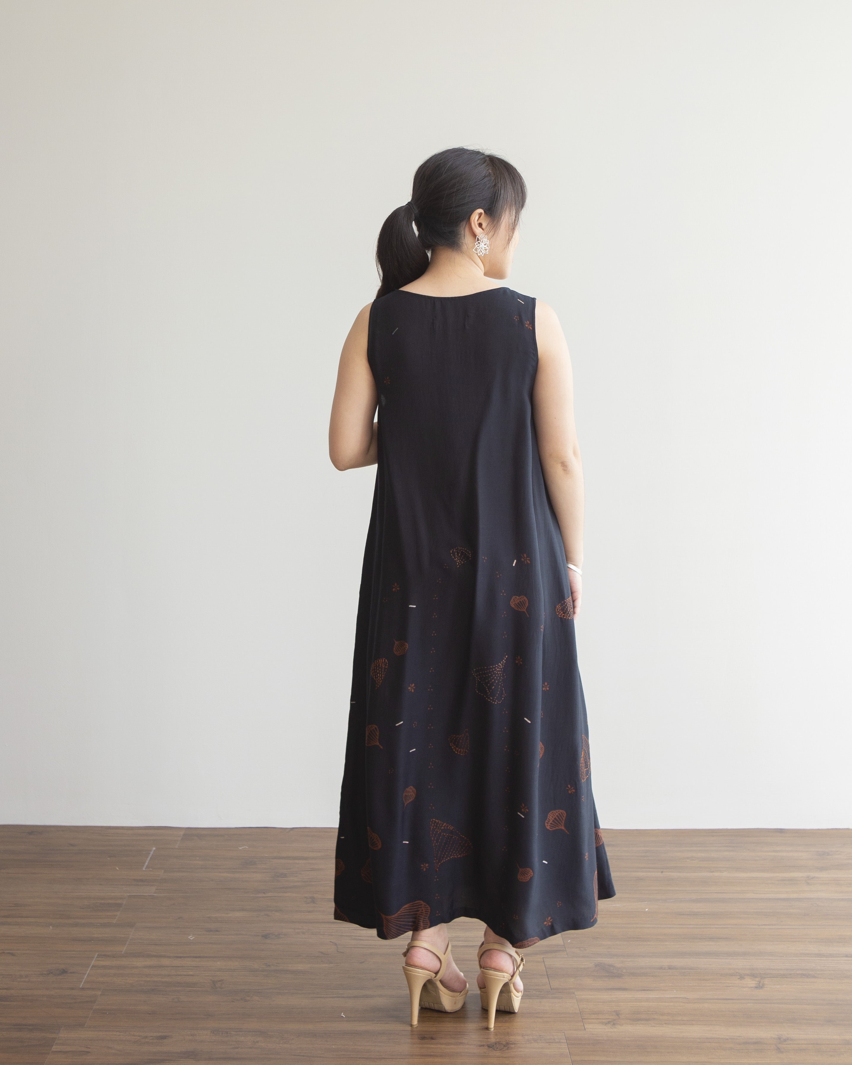 ALUNAN Sunset - Long Weekend Dress