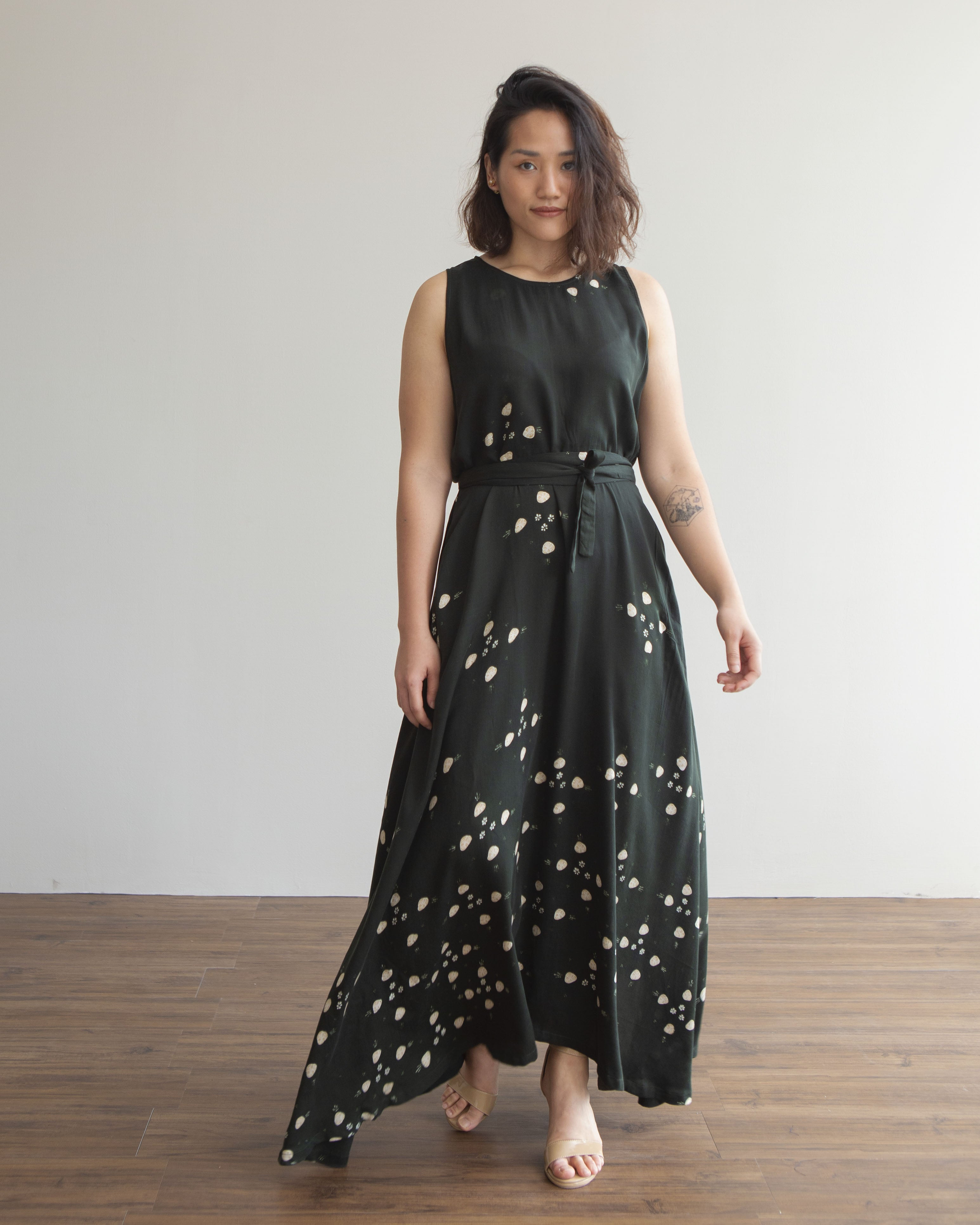 CANANG - Picking Daisies Dress