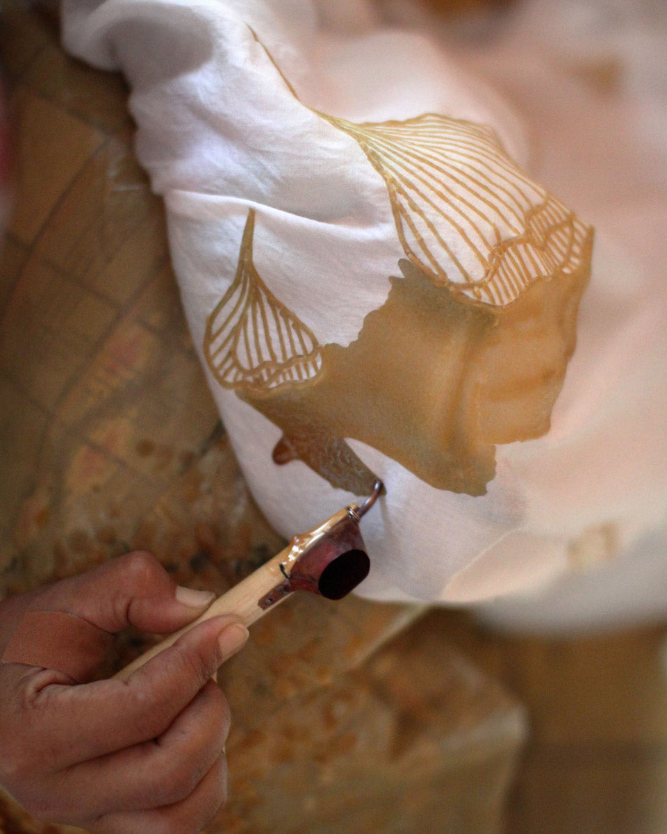 batik tulis - process behind your handmade dress