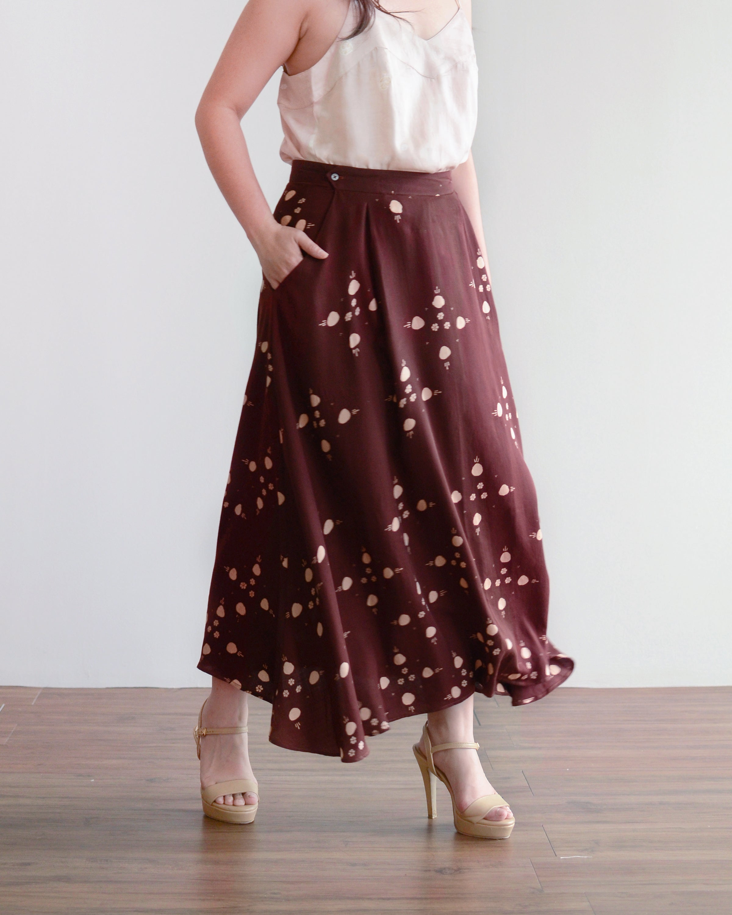 CANANG - Flowy Skirt