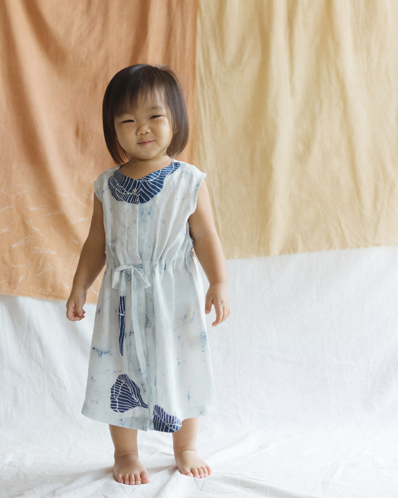 ethical kids wear - tencel dress