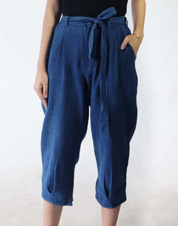 TRUE INDIGO - Traveller's Pants (Unisex)