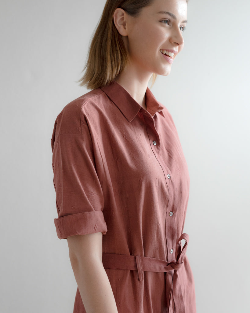 TITIK - Shirt Dress