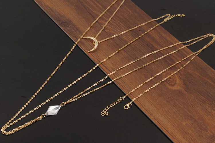 Moon Body Chain