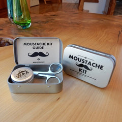 Mustache kit at Paul Hodgkiss Designs