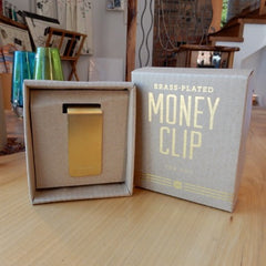 Money Clip at Paul Hodgkiss Designs