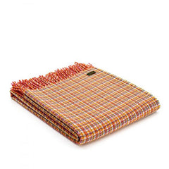 tweedmill pure wool throw/blanket