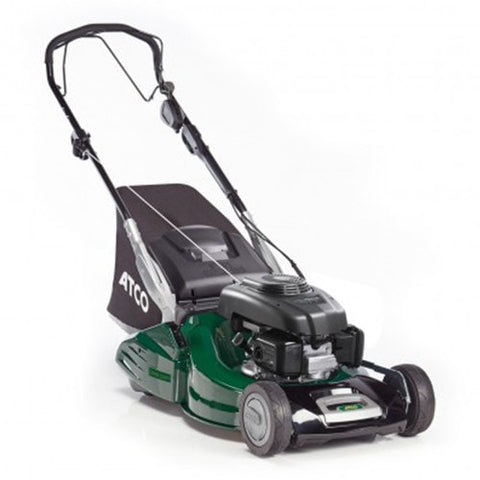 "Atco Liner 22SH V (22"" 53cm) Rear Roller Self-Propelled Petrol Lawn Mower"