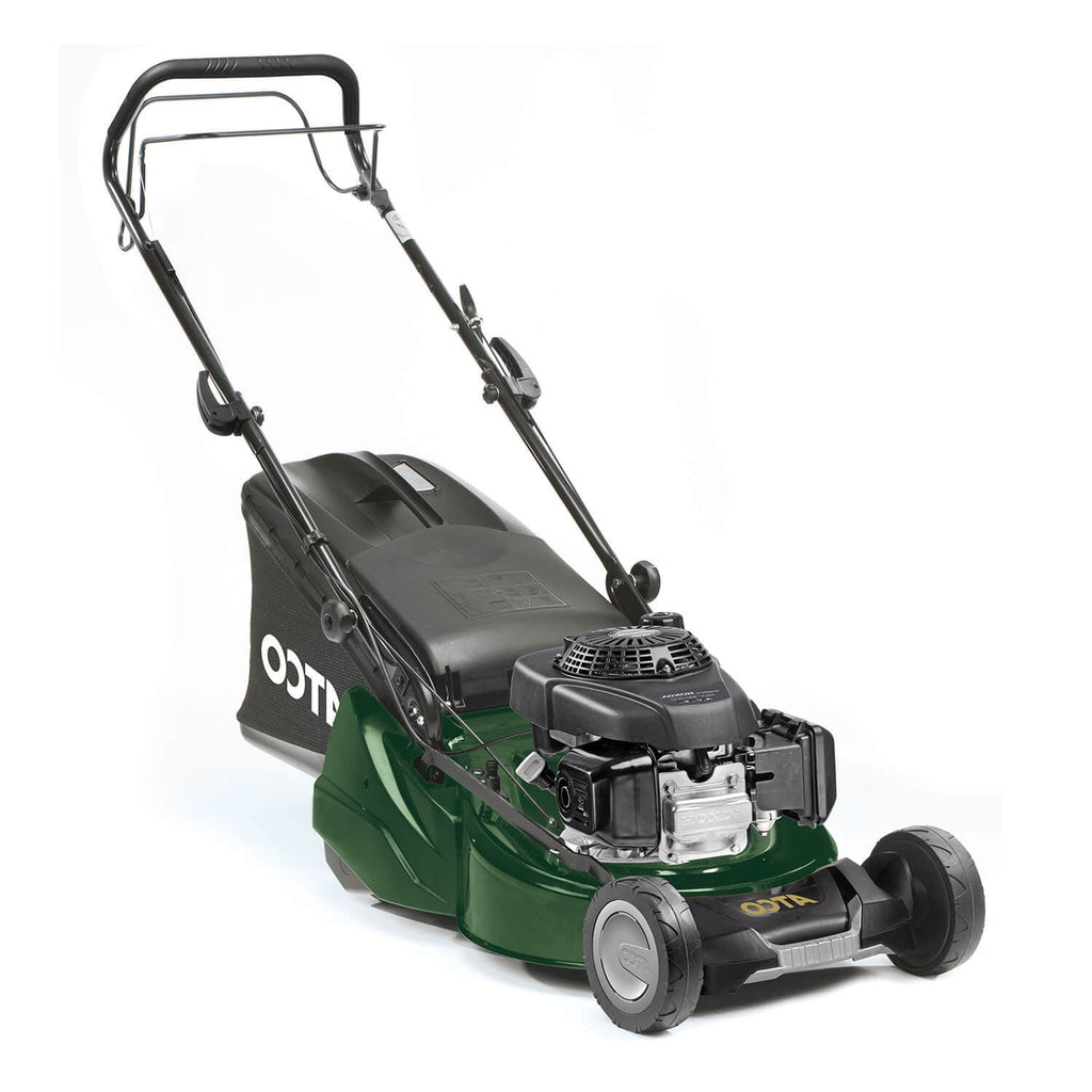 "Atco Liner 18SH (18"" 46cm) Rear Roller Self-Propelled Petrol Lawn Mower"