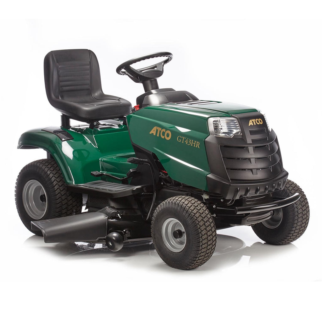 "Atco GT 43HR Twin (43"" 108cm) Ride On Petrol Lawn Tractor"
