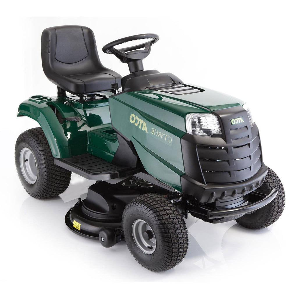 "Atco GT 38HR (38"" 98cm) Ride On Petrol Lawn Tractor"