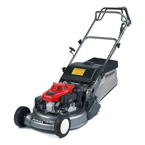 "Honda HRD 536 QX (21"" 53cm) Self-Propelled Rear Roller Petrol Lawn Mower"