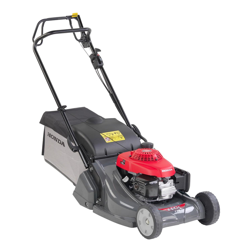 "Honda HRX 476 QY (19"" 47cm) Self-Propelled Rear Roller Petrol Lawn Mower"