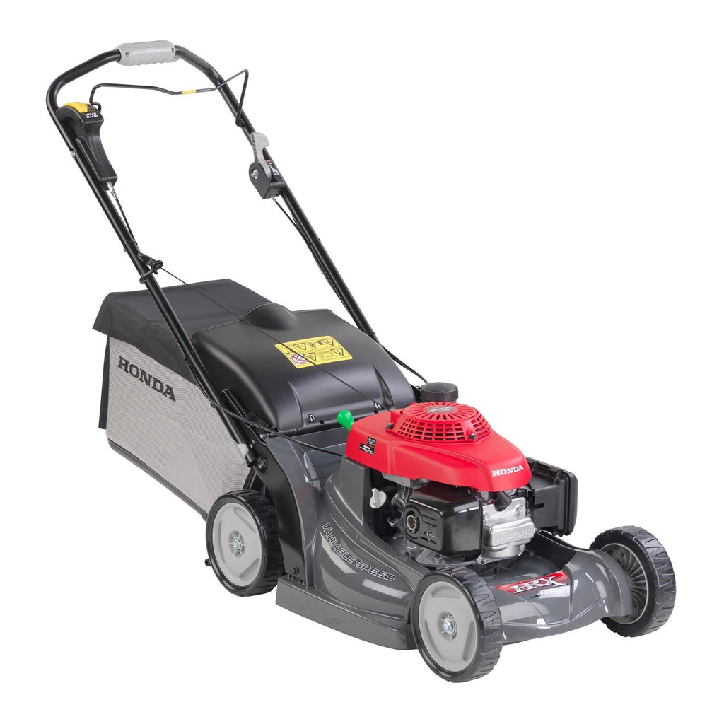 "Honda HRX 537 VY (21"" 53cm) Select Drive Variable Petrol Lawn Mower"