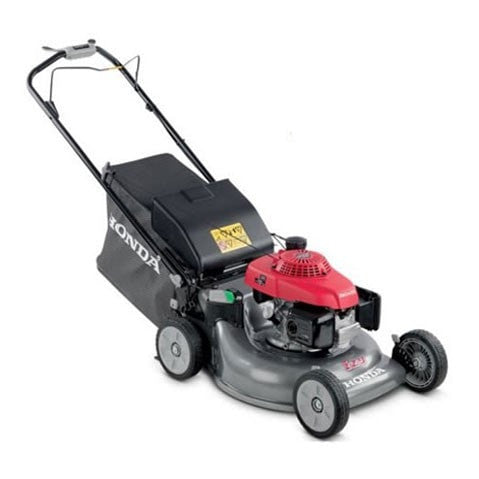 "Honda Izy HRG 536 VK (21"" 53cm) Variable Speed Mulching Petrol Lawn Mower"
