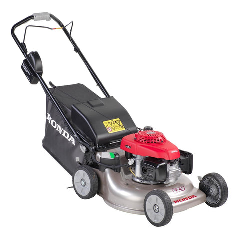 "Honda Izy HRG 536 VL (21"" 53cm) Variable Speed Mulching Petrol Lawn Mower"