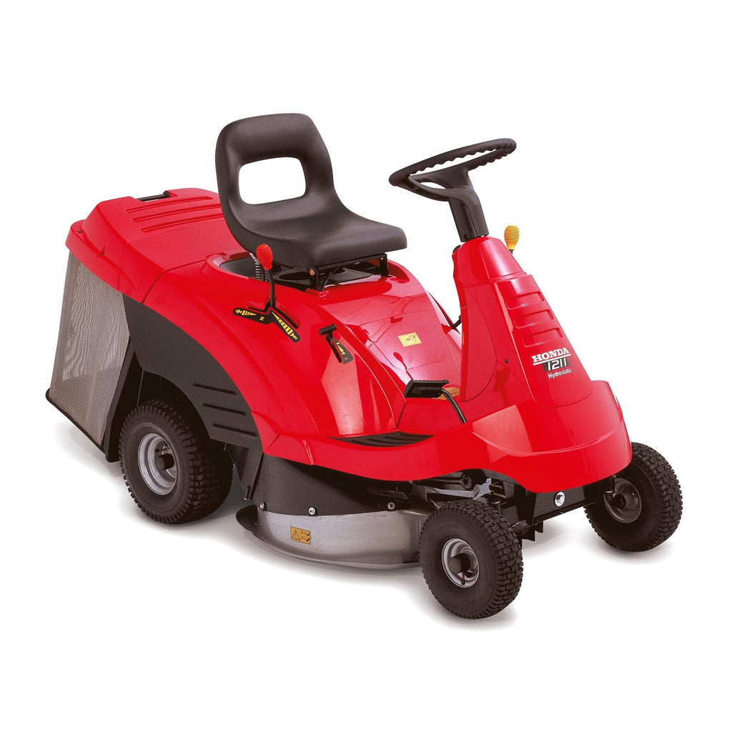 "Honda HF 1211 H (28"" 71cm) Hydrostatic Ride On Petrol Lawn Mower"