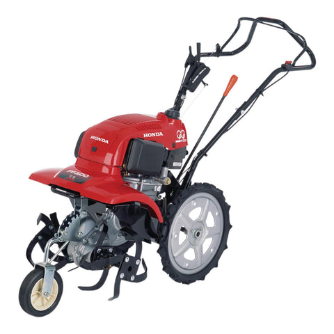 Honda FF 300 (57cc) Large Petrol Tiller - 3 Fwd / 1 Rev Gears with Rotating Tines