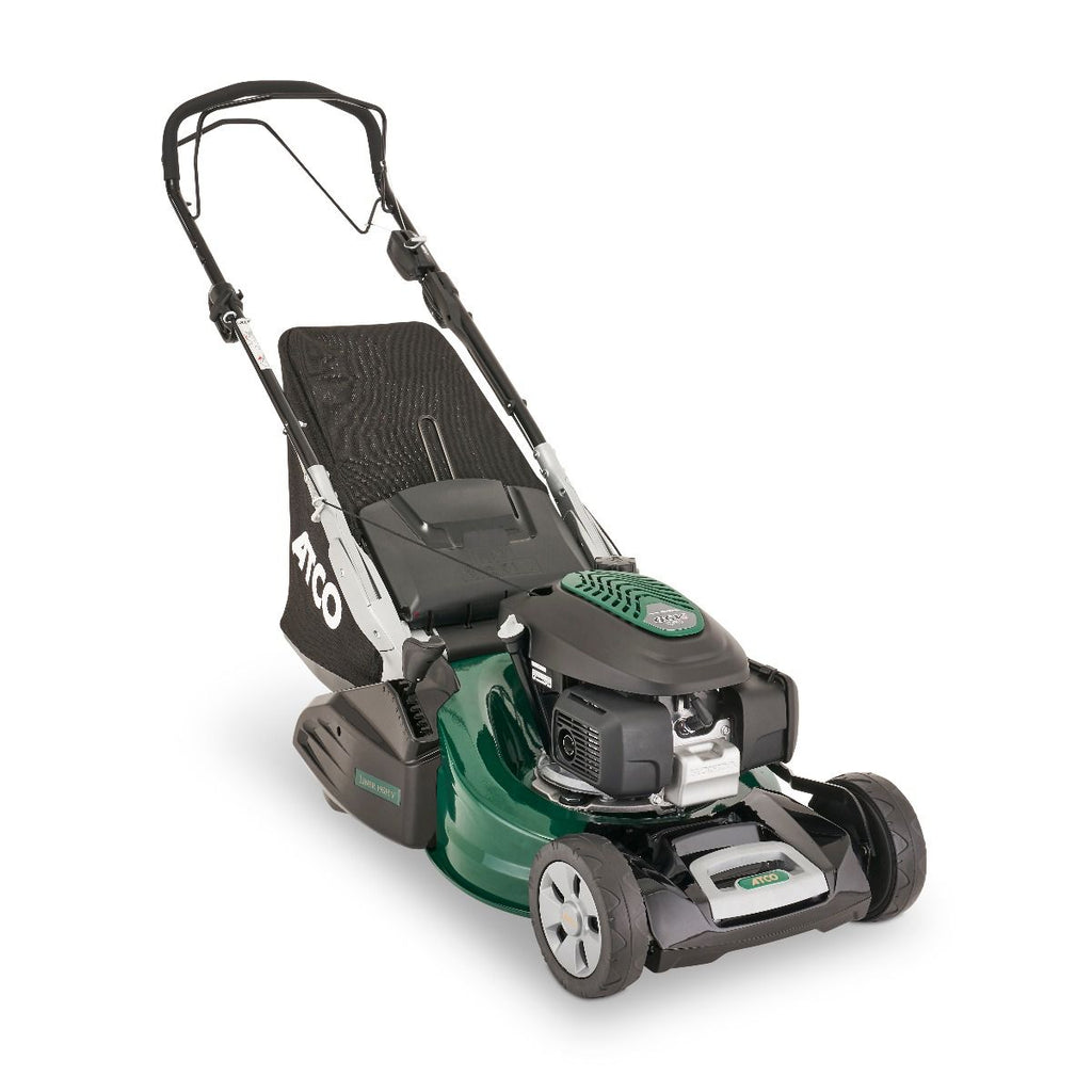 "Atco Liner 19SH VSC (18"" 46cm) Rear Roller Self-Propelled Petrol Lawn Mower"