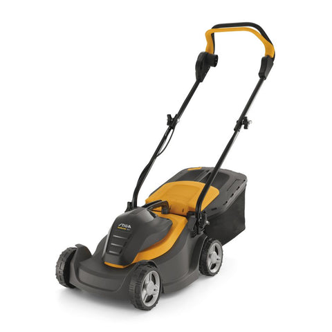 Stiga Collector 35 E (33cm) Pedestrian Electric Lawn Mower