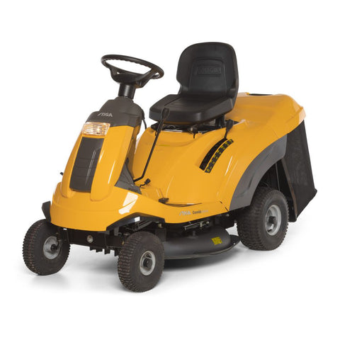"Stiga Combi 2072 H (28"" 72cm) Ride On Petrol Lawn Mower"