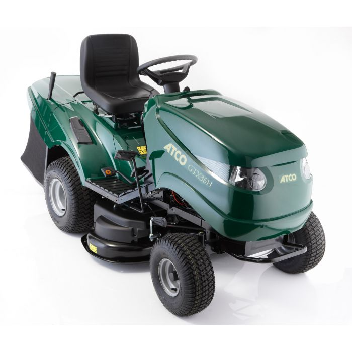 "Atco GTX 36H (36.22"" 92cm) Ride On Petrol Lawn Tractor"