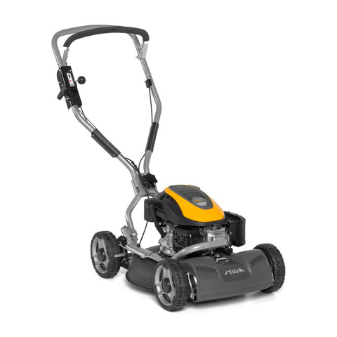 "Stiga Multiclip 50 SX (19"" 48cm) Self-Propelled Mulching Petrol Lawn Mower"
