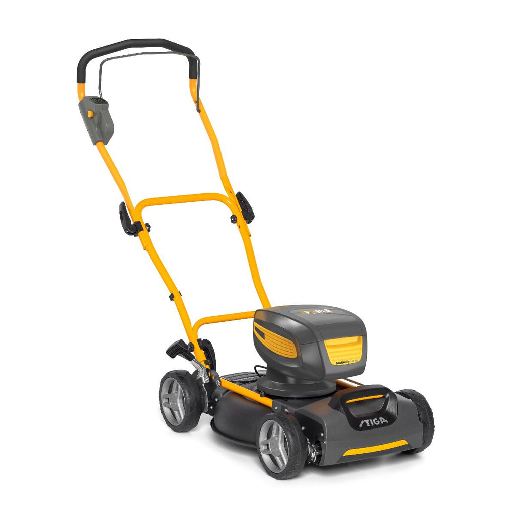 Stiga Multiclip 747 AE Bare (45cm) Battery Lawn Mower
