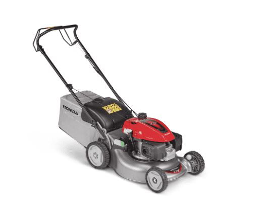 "Honda Izy HRG 466 SK EP (18"" 46cm), Self Propelled petrol lawn mower with selective mulching"