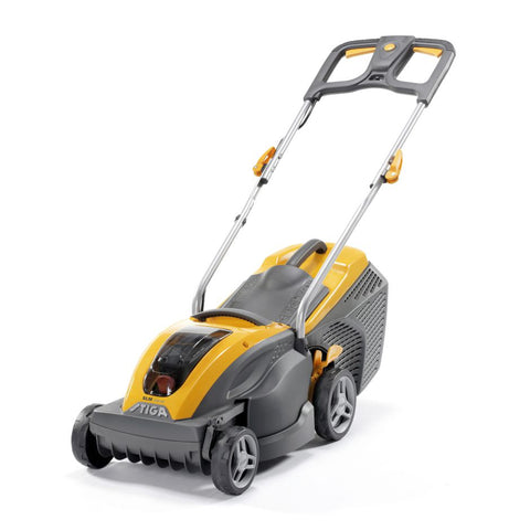 Stiga SLM 536 AE (Bare) 34cm Battery Lawn Mower