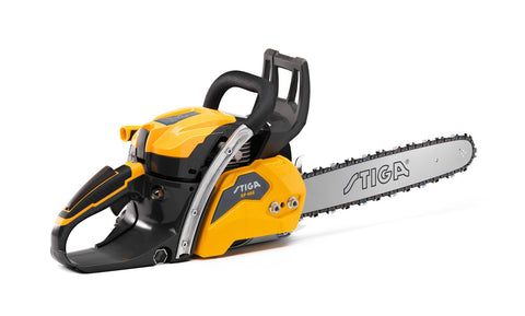 "Stiga SP 466 (46.5cc) 18"" Bar Petrol Chainsaw"