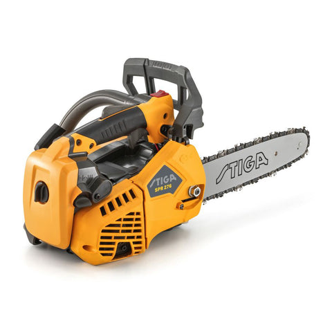 "Stiga SPR 276 (26.9cc) 10"" Bar Petrol Chainsaw"