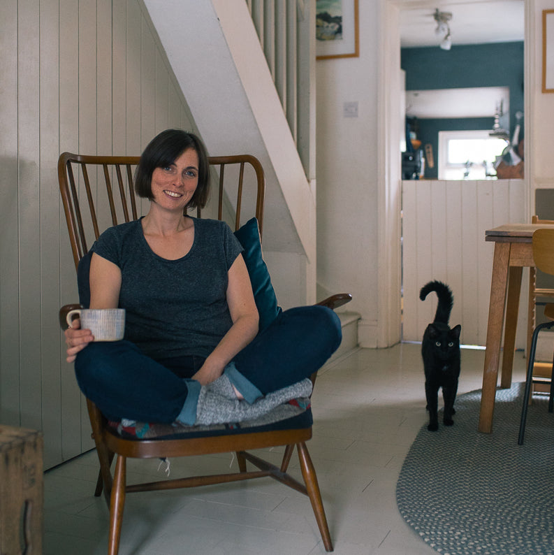 At home with...Kiri McCale