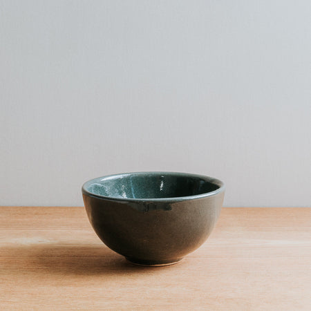 Stoneware Bowl, Grey