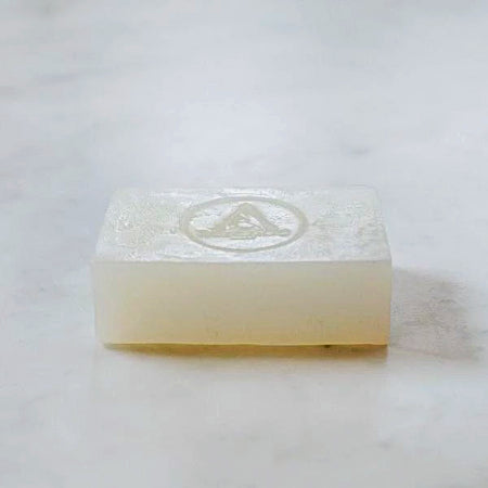Closeup of Aerende Ethical Bar Soap Made In The UK