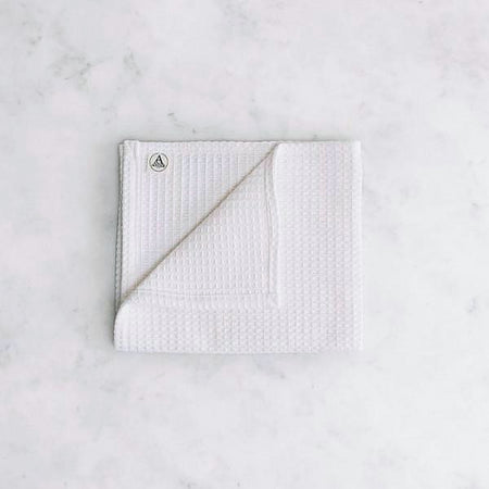 Organic Cotton Waffleweave Flannel, Made in the UK