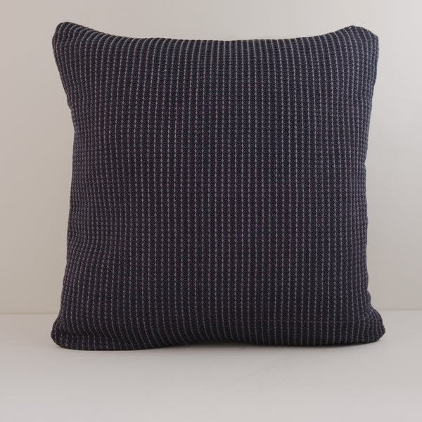 organic cotton cushion, handwoven