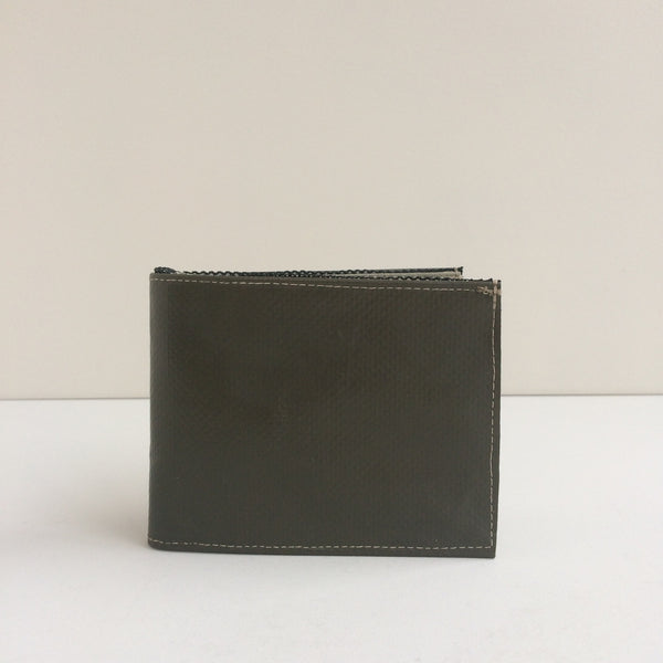 Recycled vegan wallet
