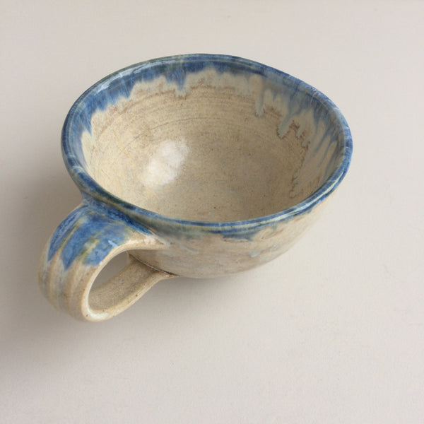 ethical coffee cup pottery