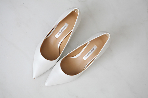 SHOES DE BLANC 韓國婚鞋 SB0005WLS | SHOES DE BLANC Korea Wedding Shoes SB0005WLS