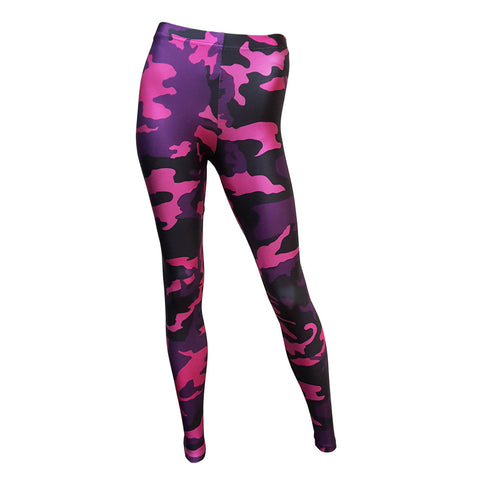 AWF P!NK CAMO Leggings