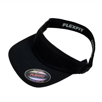 Flexfit - Black Visor (Available)