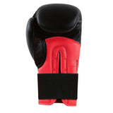 ADIDAS SPEED 100 GLOVE-BLK/RED-10OZ