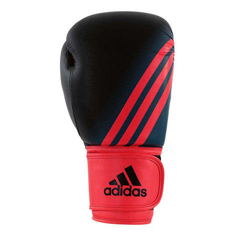 ADIDAS SPEED 100 GLOVE-BLK/RED-10OZ (Available)