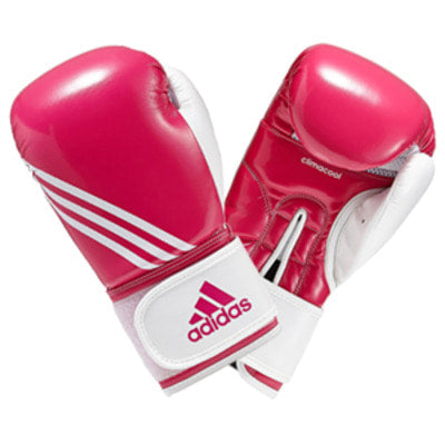 ADIDAS BOXING GLOVE - PINK - 10 OZ (Available)