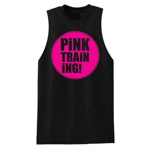 PiNK TRAiNiNG Muscle Tee